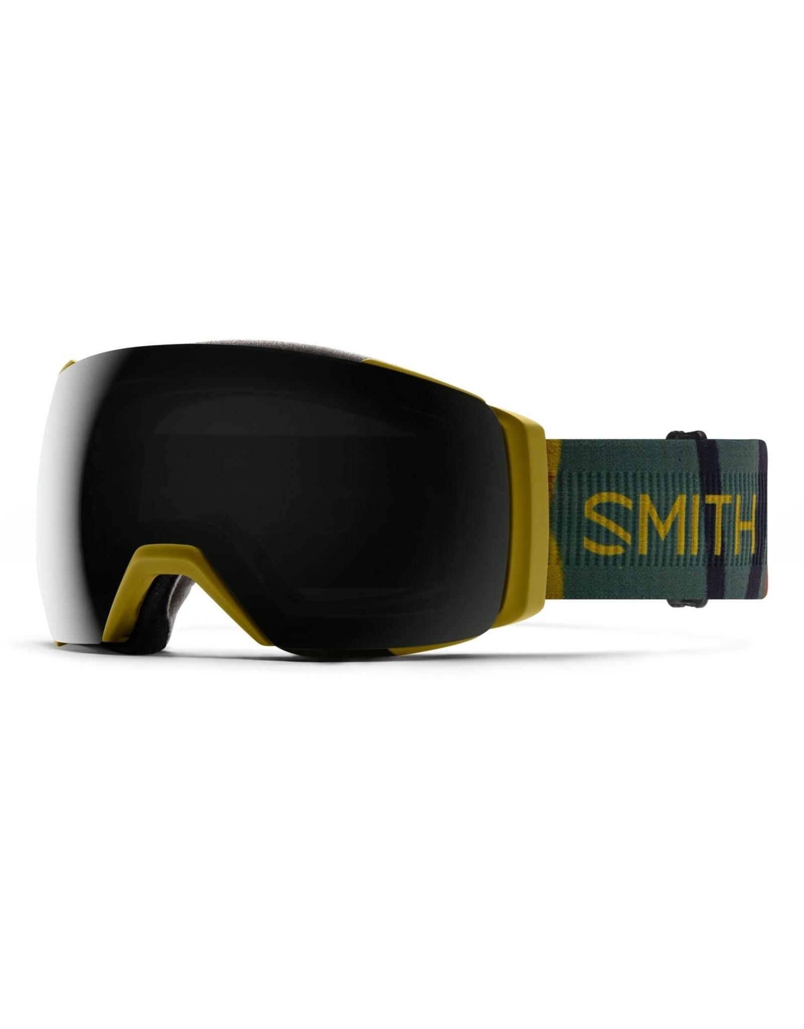 SMITH I/O MAG XL  Spray Camo w/Chromapop sun Black and Storm Rose Flash