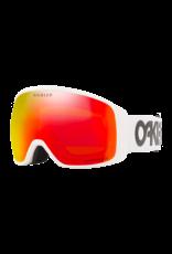 OAKLEY Flight Tracker XL Factory Pilot White w/Prizm Torch Iridium