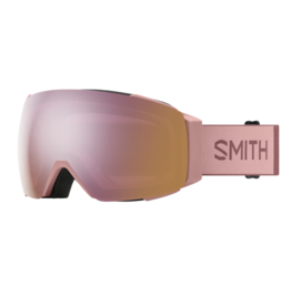 SMITH I/O MAG Rock Salt Tannin w/Chromapop Rose Gold and Storm Rose Flash