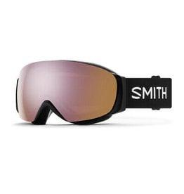 SMITH I/O MAG S Black w/Chromapop Rose Gold Mirror and Storm Rose Flash