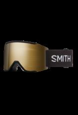 SMITH SQUAD MAG BLACK SUN BLACK GOLD MIRROR