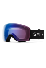 SMITH SKYLINE XL  BLACK PHOTO ROSE FLASH W20