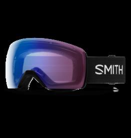 SMITH SKYLINE XL  Black w/Photochromic Rose Flash