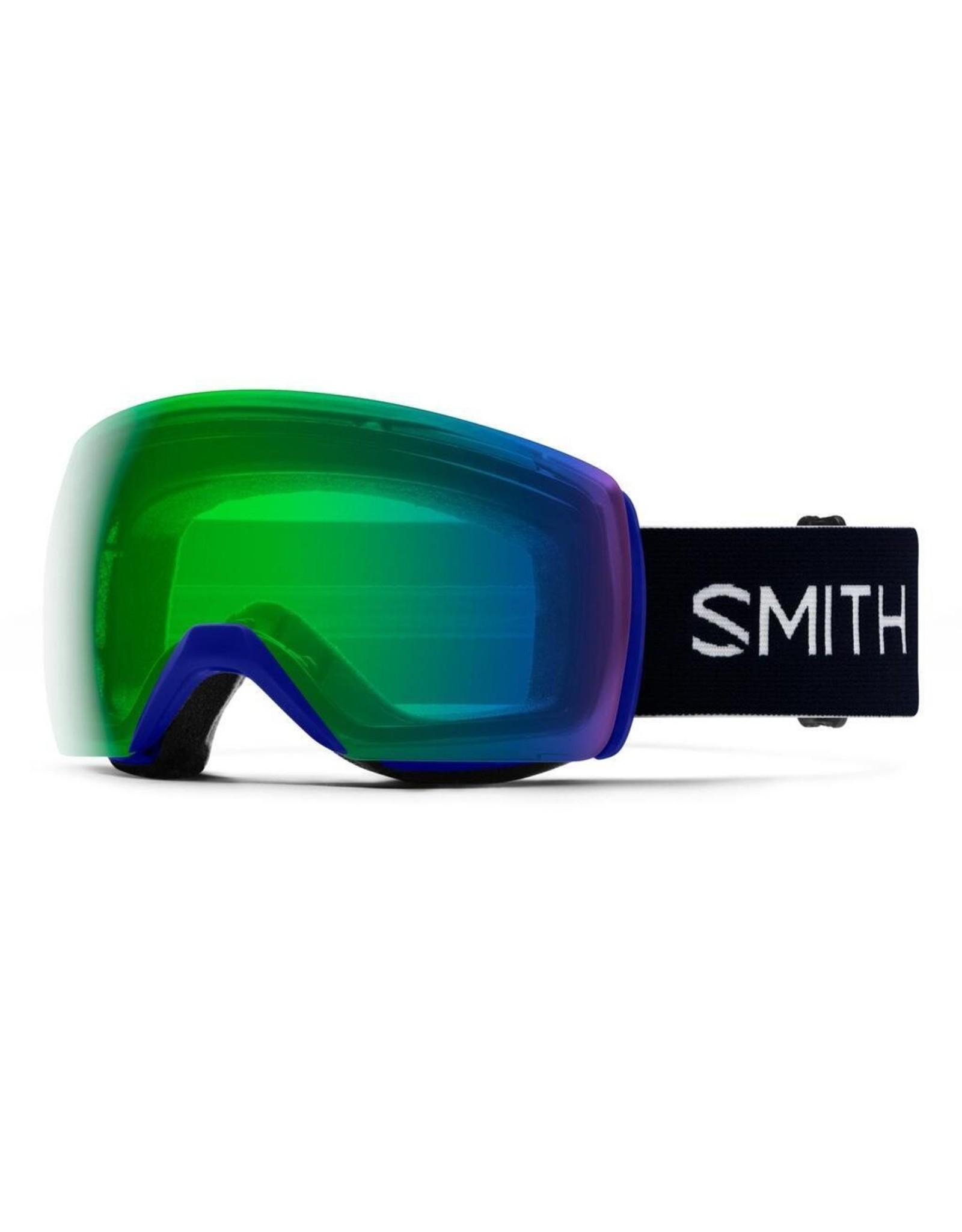 SMITH SKYLINE XL  KLEIN BLUE GREEN