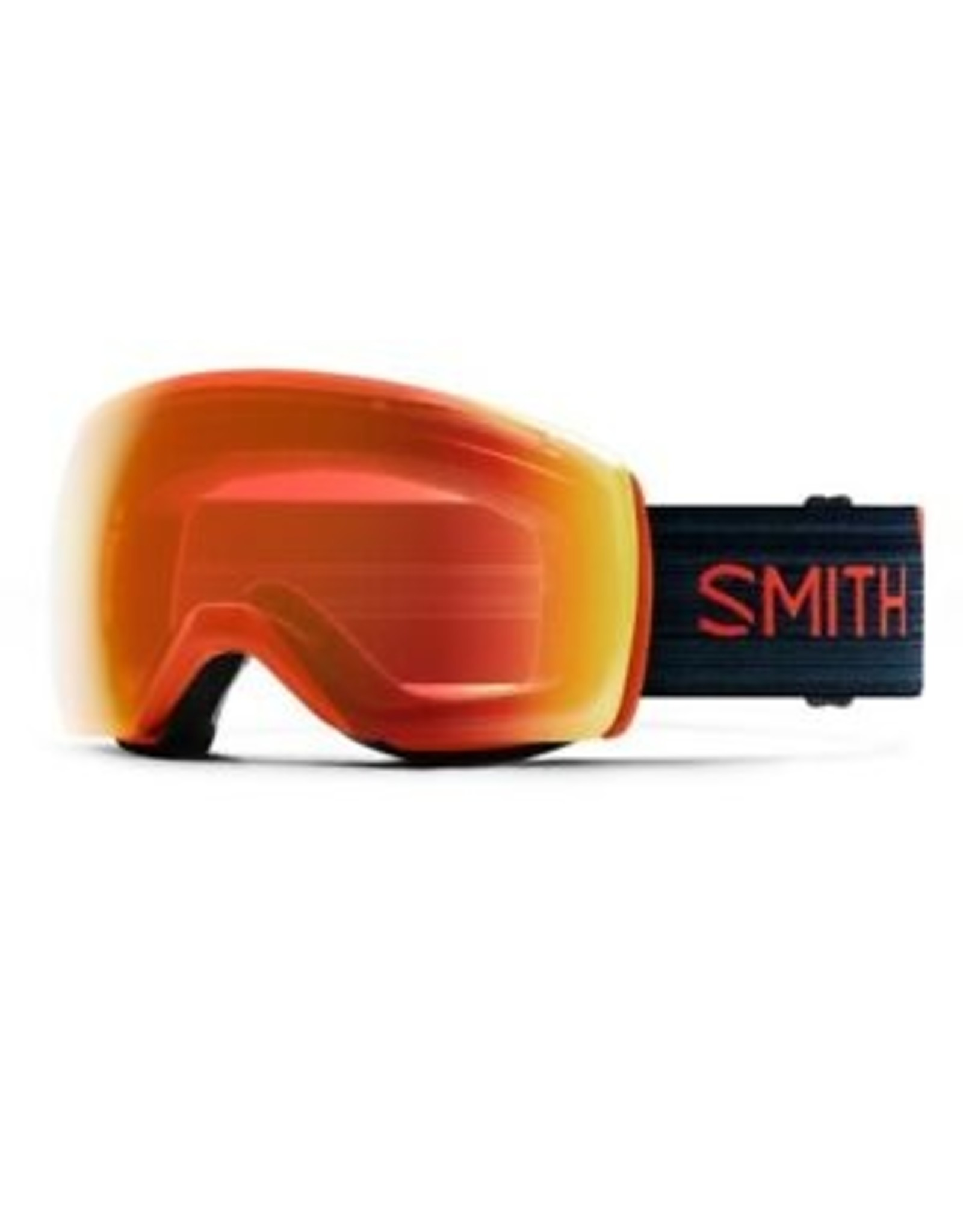 SMITH SKYLINE XL  RED ROCK RED