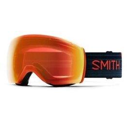 SMITH SKYLINE XL  Red Rock w/Chromapop Everyday Red Mirror