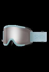 SMITH SQUAD POLAR BLUE SUN PLATINUM MIRROR W21