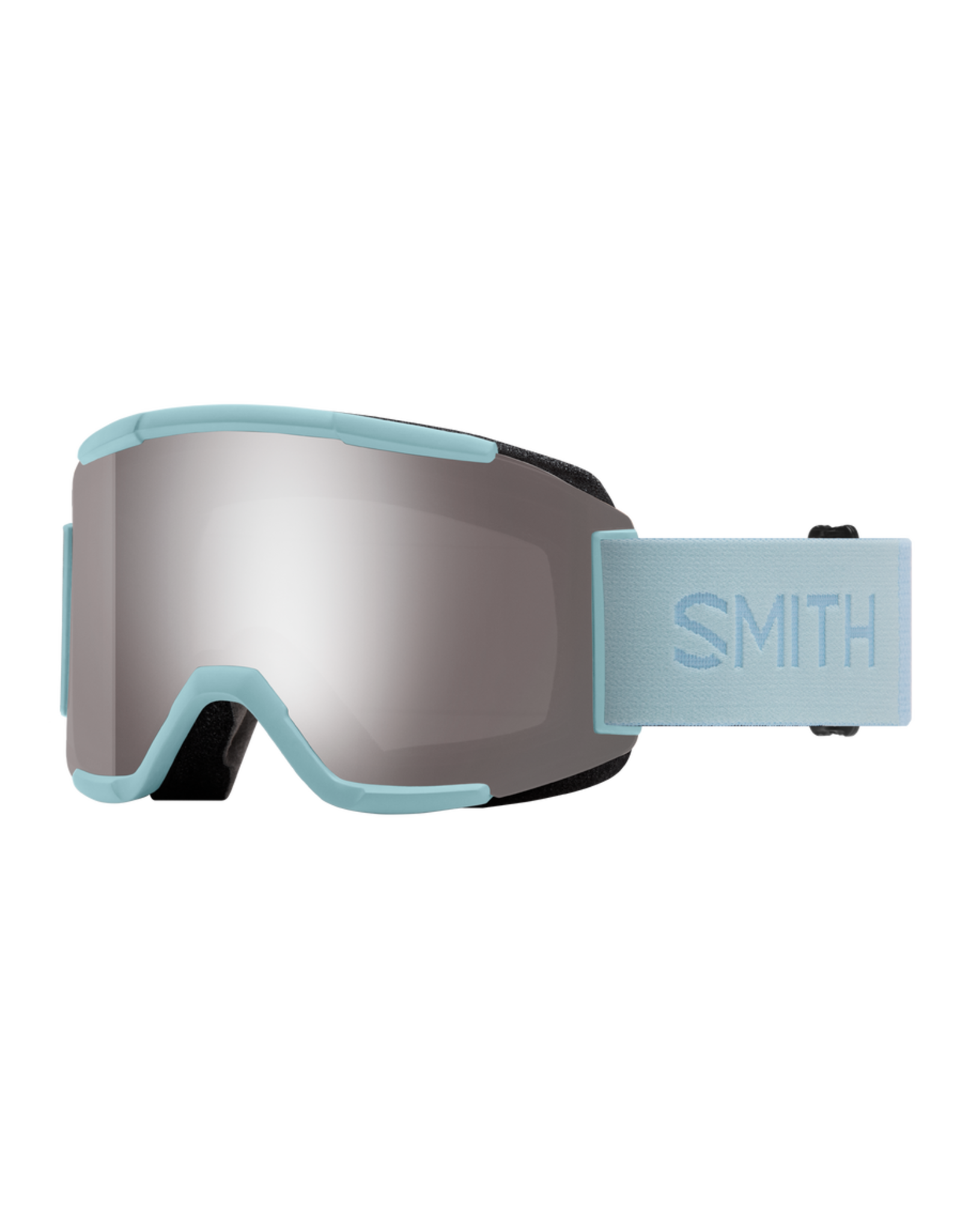SMITH SQUAD POLAR BLUE SUN PLATINUM MIRROR W21