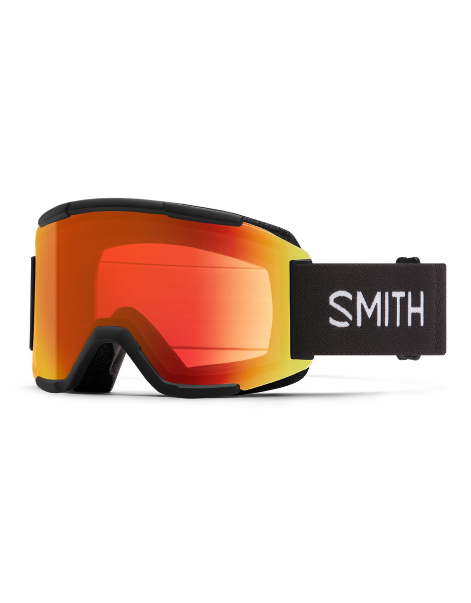 SMITH SQUAD BLACK EVERYDAY RED MIRROR W21