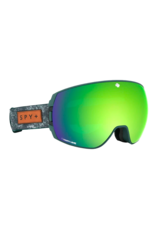 SPY Legacy Native Nature Green  w/Bronze/Green Spectra and Lucid Silver