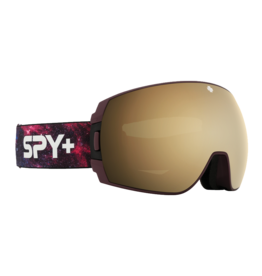 SPY Legacy SE Galaxy Purple w/HD Plus Bronze /Gold Spectra Mirror and HD Plus LL Persimmon/Silver Spectra Mirror