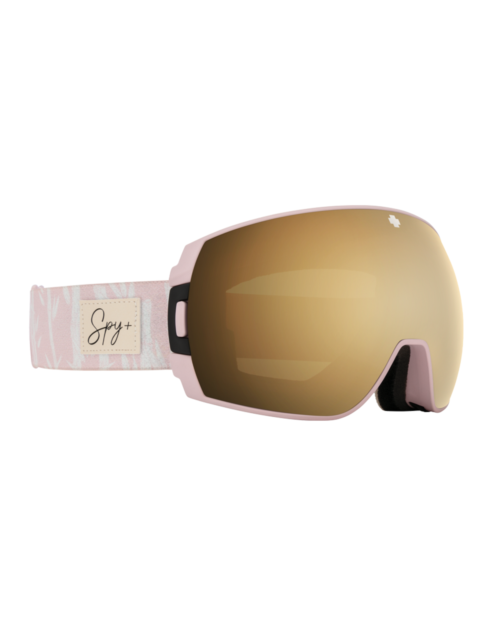 SPY Legacy SE Helen Schettini - HD Plus Bronze with Gold Spectra Mirror - HD Plus LL Persimmon with Silver Spectra Mirror