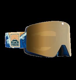 SPY Marauder Phunkshun w/HD Plus Bronze/Gold Spectra Mirror and HD LL Persimmon/Silver Spectra Mirror