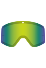 SPY Marauder Matte White w/HD Plus Bronze/Red Spectra Mirror and HD Plus LL Yellow/Green Spectra Mirror W21