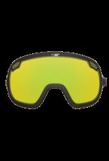SPY Bravo Matte White w/HD Plus Bronze/Red Spectra Mirror and HD Plus LL Yellow/Green Spectra Mirror