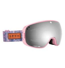SPY Bravo Native Nature Pink w/HD Plus Gray Green/Silver Spectra Mirror and Bravo Native Nature Pink w/HD Plus Gray Green/Silver Spectra Mirror and  HD Plus LL Yellow/Green Spectra Mirror