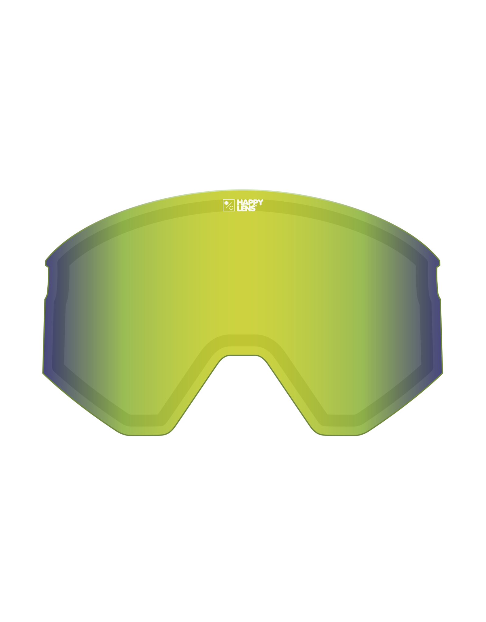 SPY Ace Black w/Happy Gray Green/Red Spectra and HD Plus LL Yellow/Green Spectra Mirror