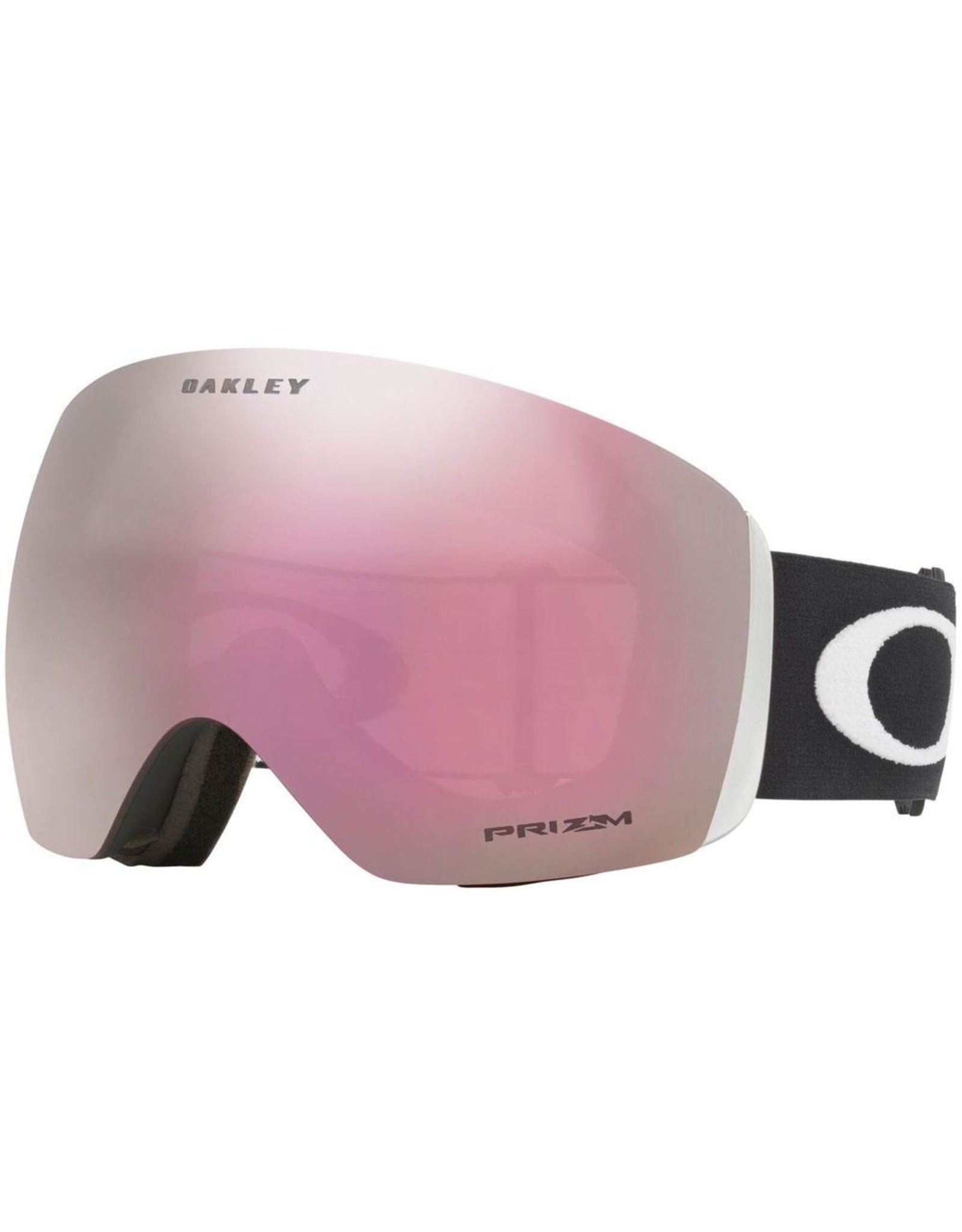 OAKLEY Flight Deck XL Matte Black w/Prizm HI Pink Iridium