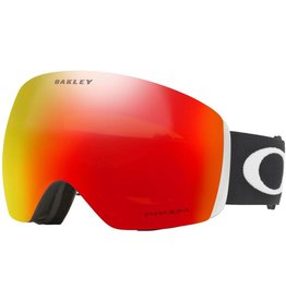 OAKLEY Flight Deck XL Matte Black w/Prizm Torch Iridium W20