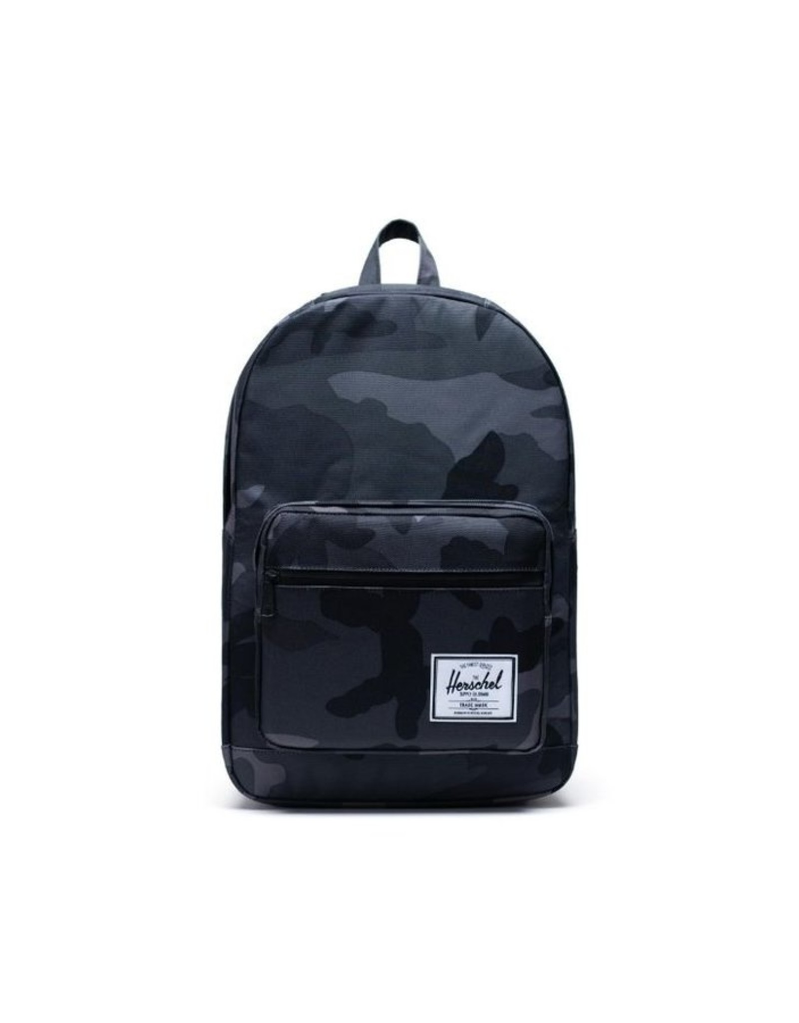 HERSCHEL POP QUIZ 600D POLY NIGHTCAMO F19
