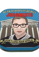 Ruth Bader Ginsburg's Judgmints