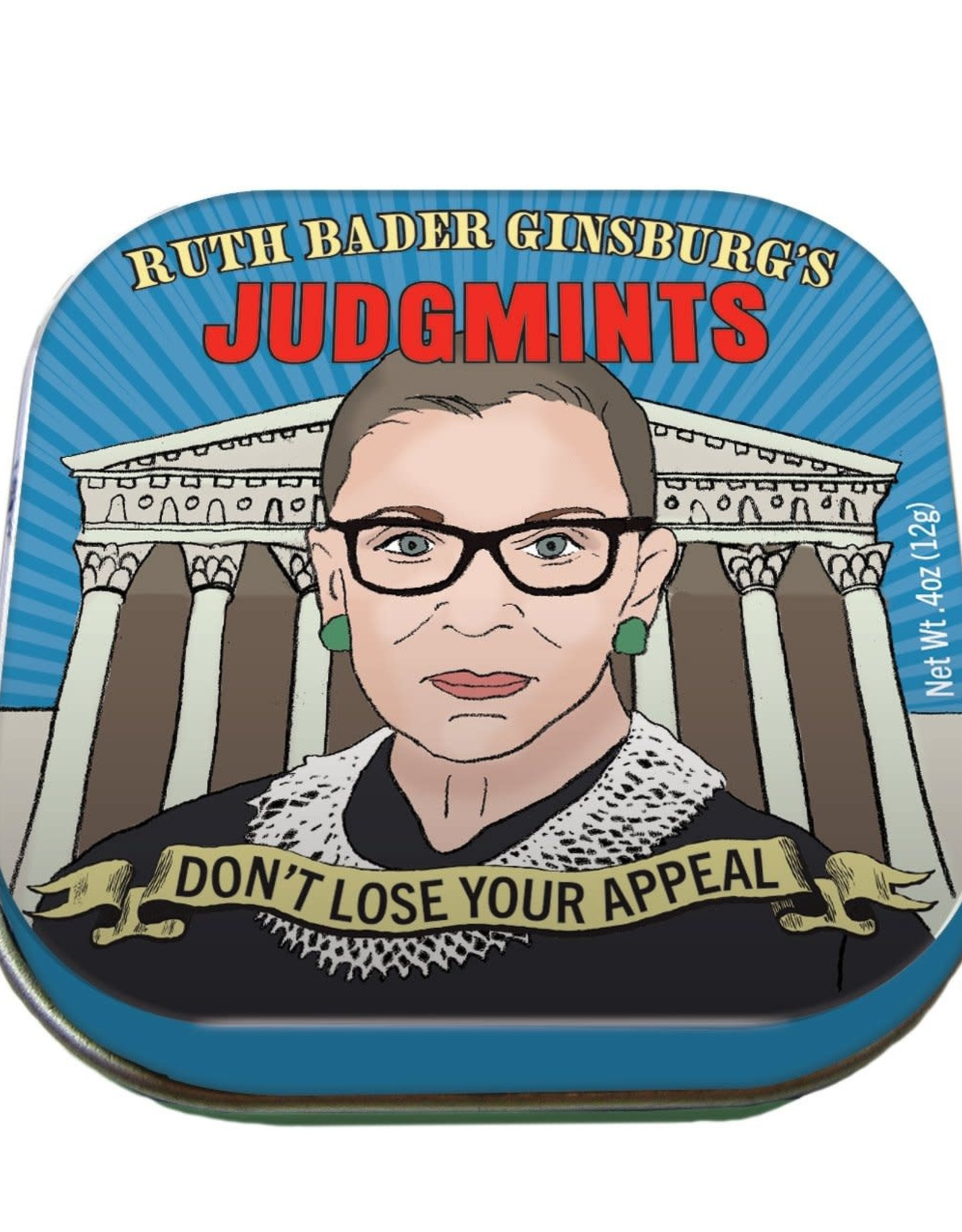 Ginsburgs Judgemints