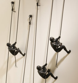 Climbing Man Wall Mount