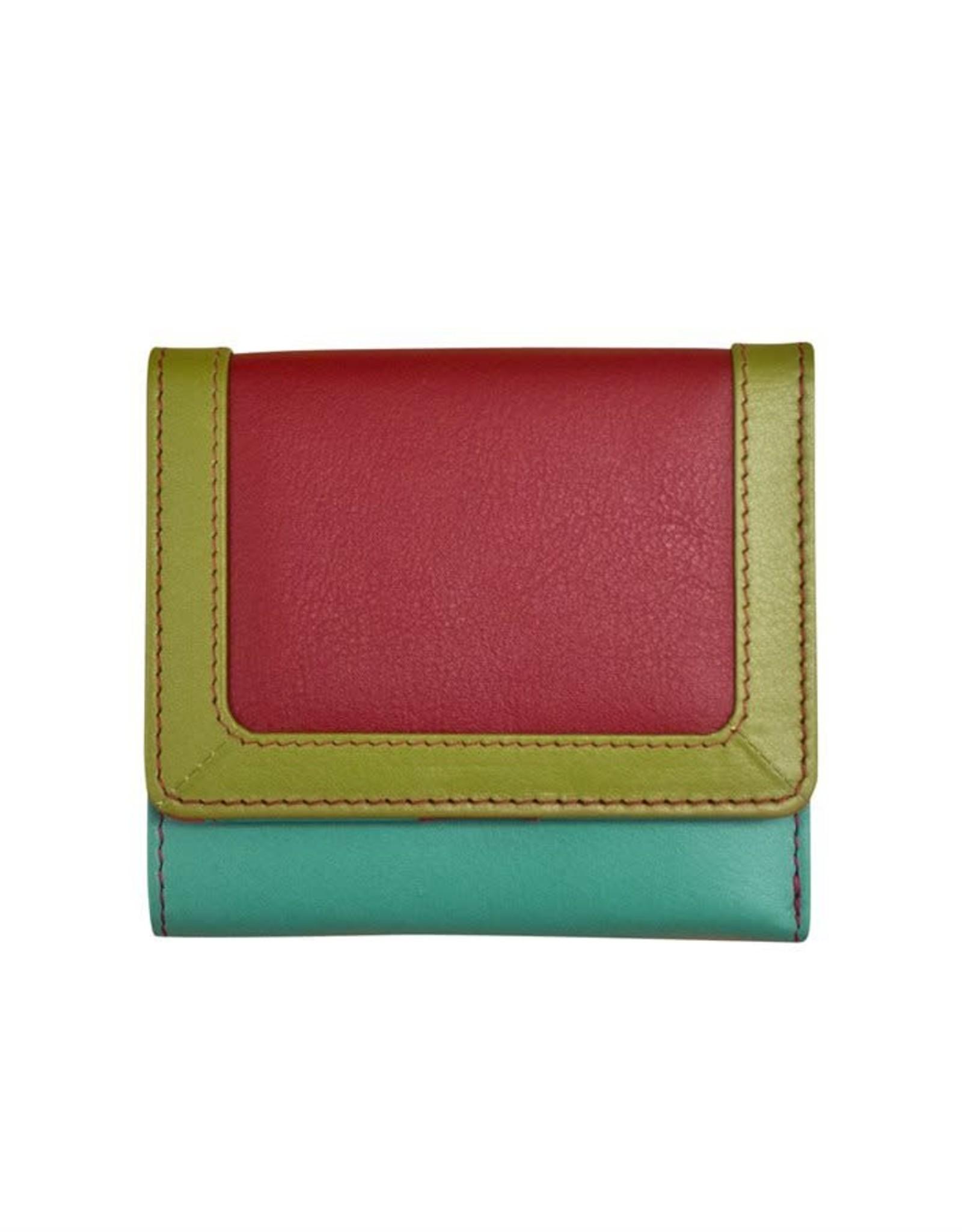Citrus Tri Fold Wallet