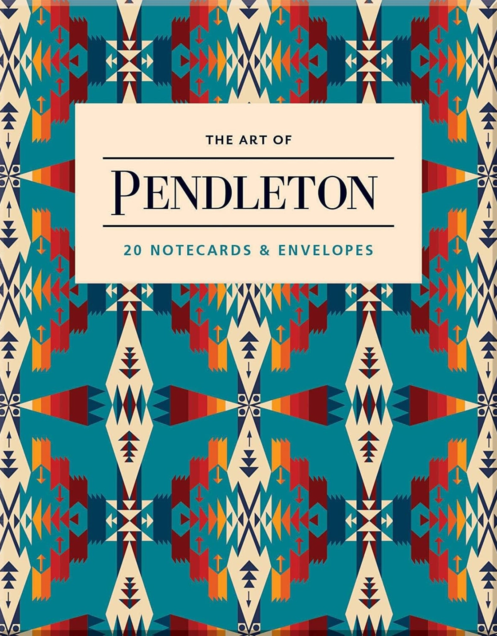 The Art Of Pendleton Notes