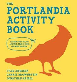 Portlandia Activity Book