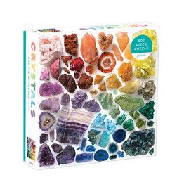 Puzzle Rainbow Crystals