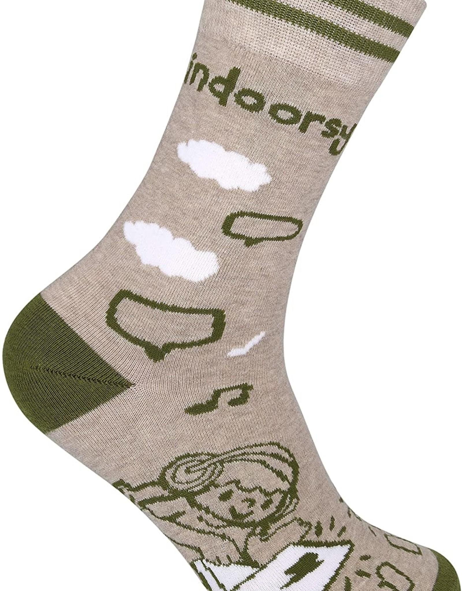Men's Indoorsy Socks