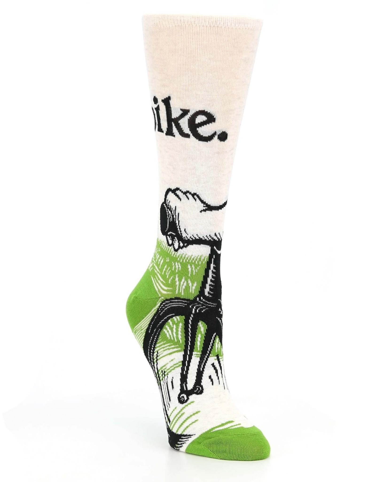 Men's Bike Path Socks