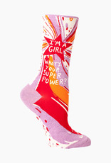 Socks Superpower