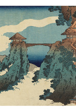 Boxed Card Hokusai Landscapes