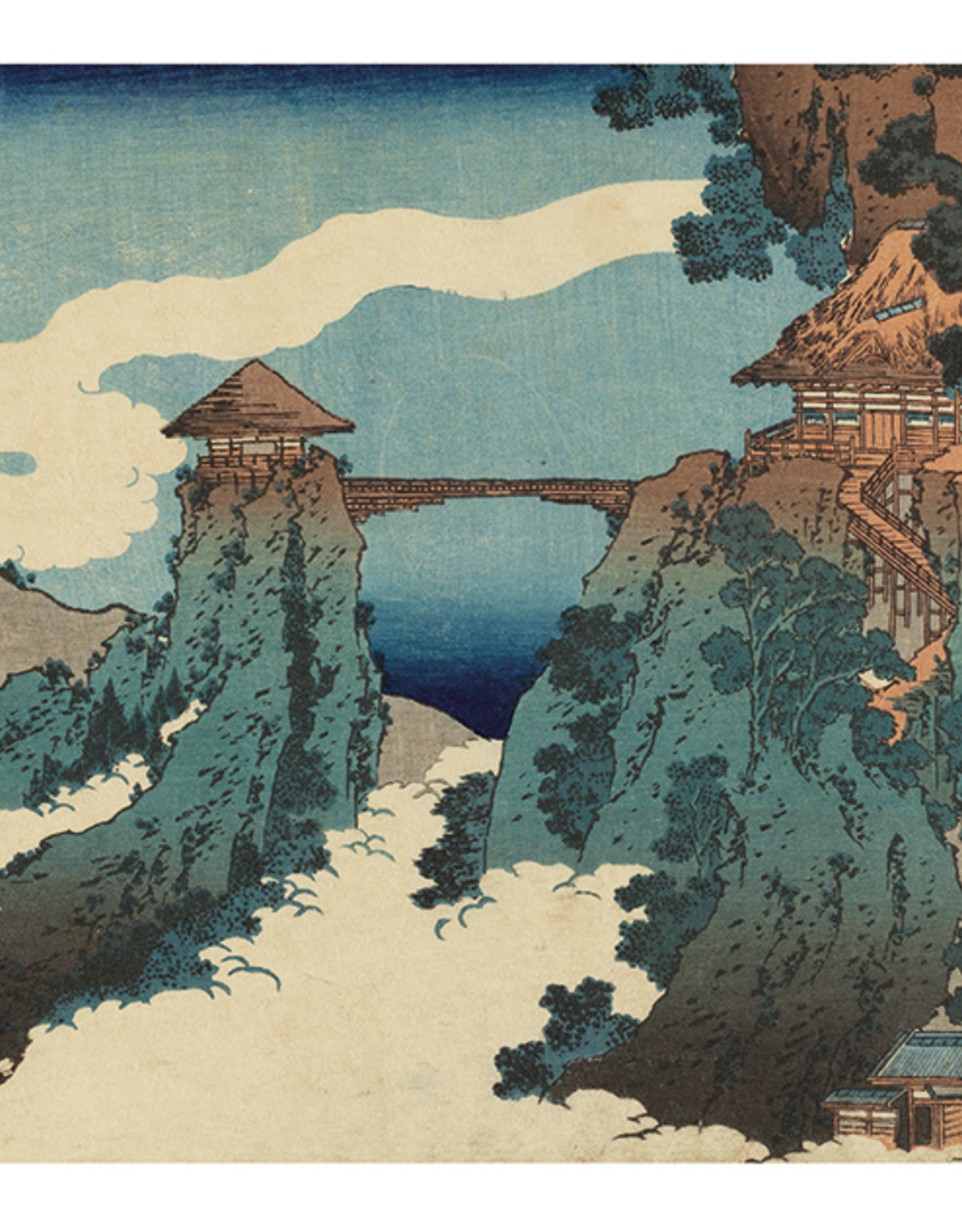 Hokusai Landscapes Boxed Cards