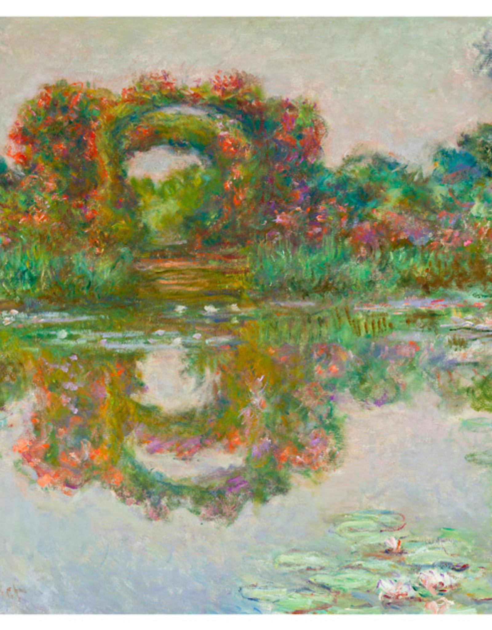 Monet The Late Years Boxed Cards