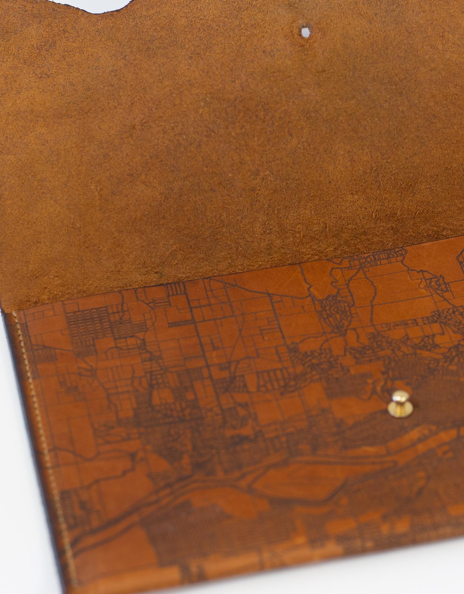 Clutch Portland Map