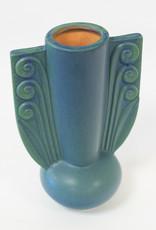 Lonesomeville Pottery Vase Avalon Sm Blue-Green