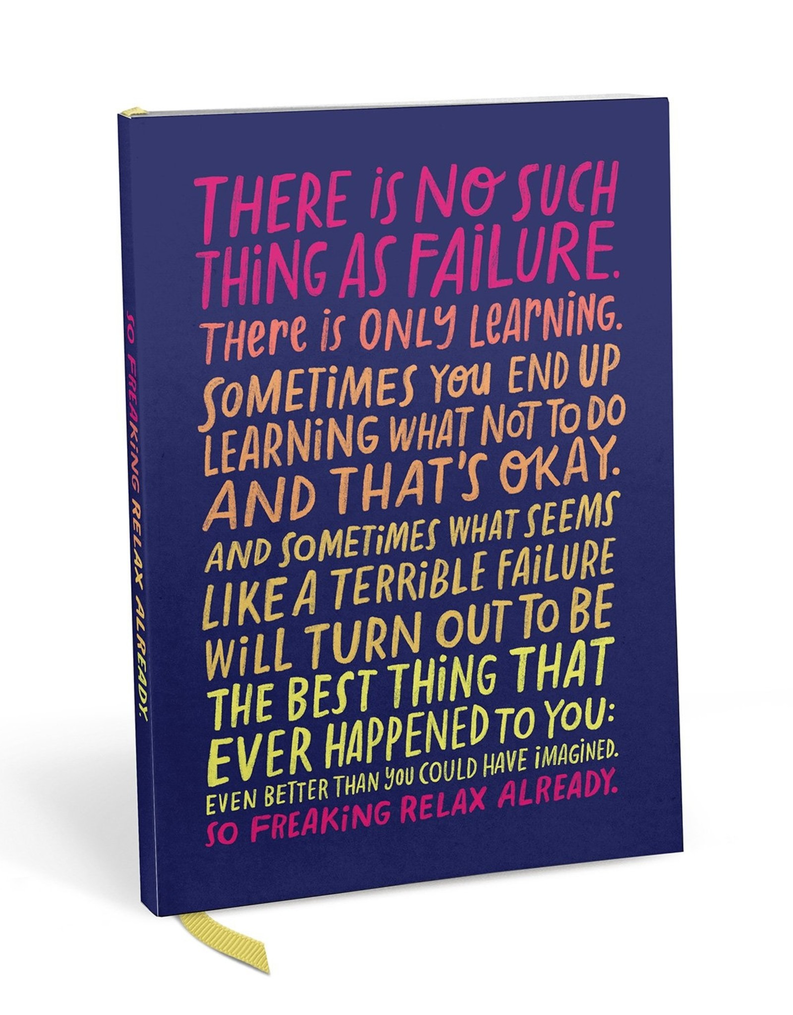 Journal On Failure