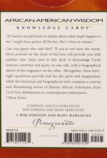 Cards African American Wisdom