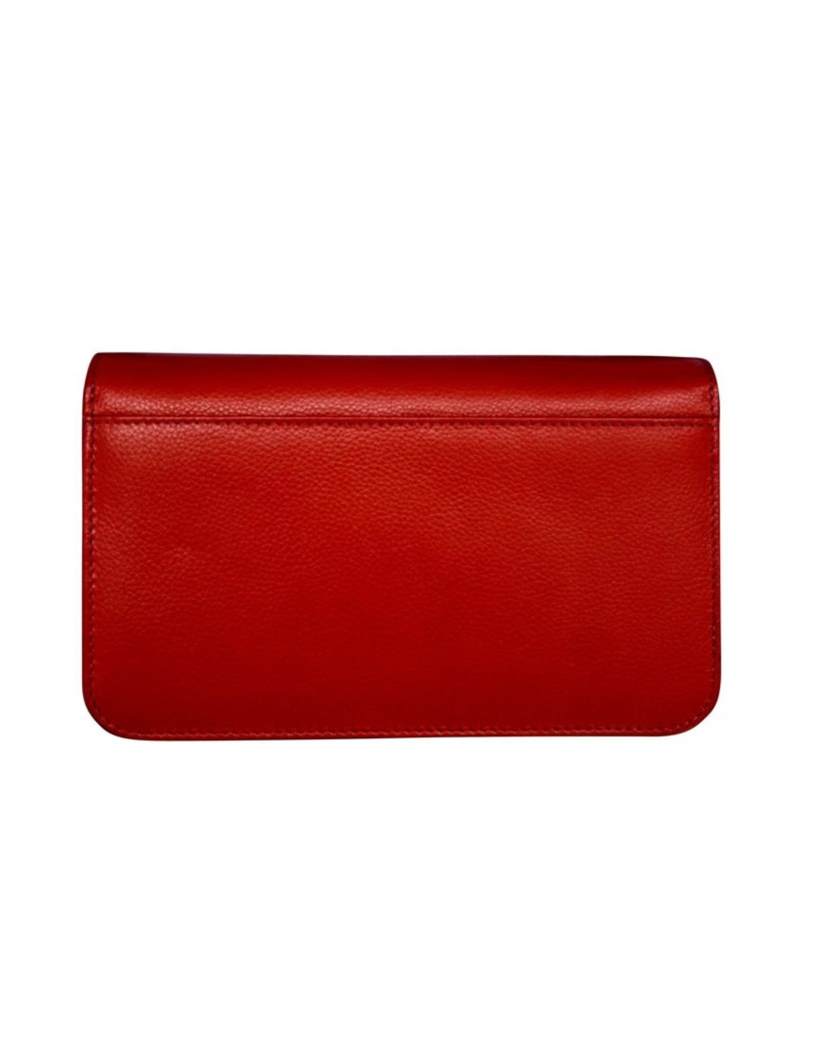 Smart Phone Crossbody Red