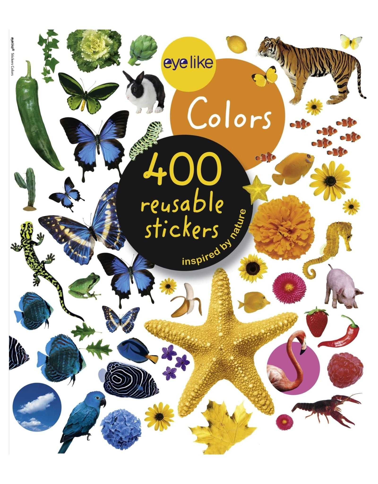 Eyelike Stickers: Colors pb