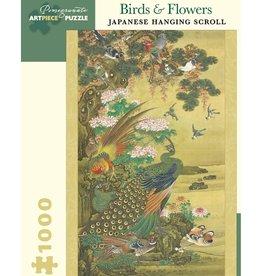 Puzzle Birds & Flowers Japanese