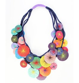 Necklace Platillos Saucers
