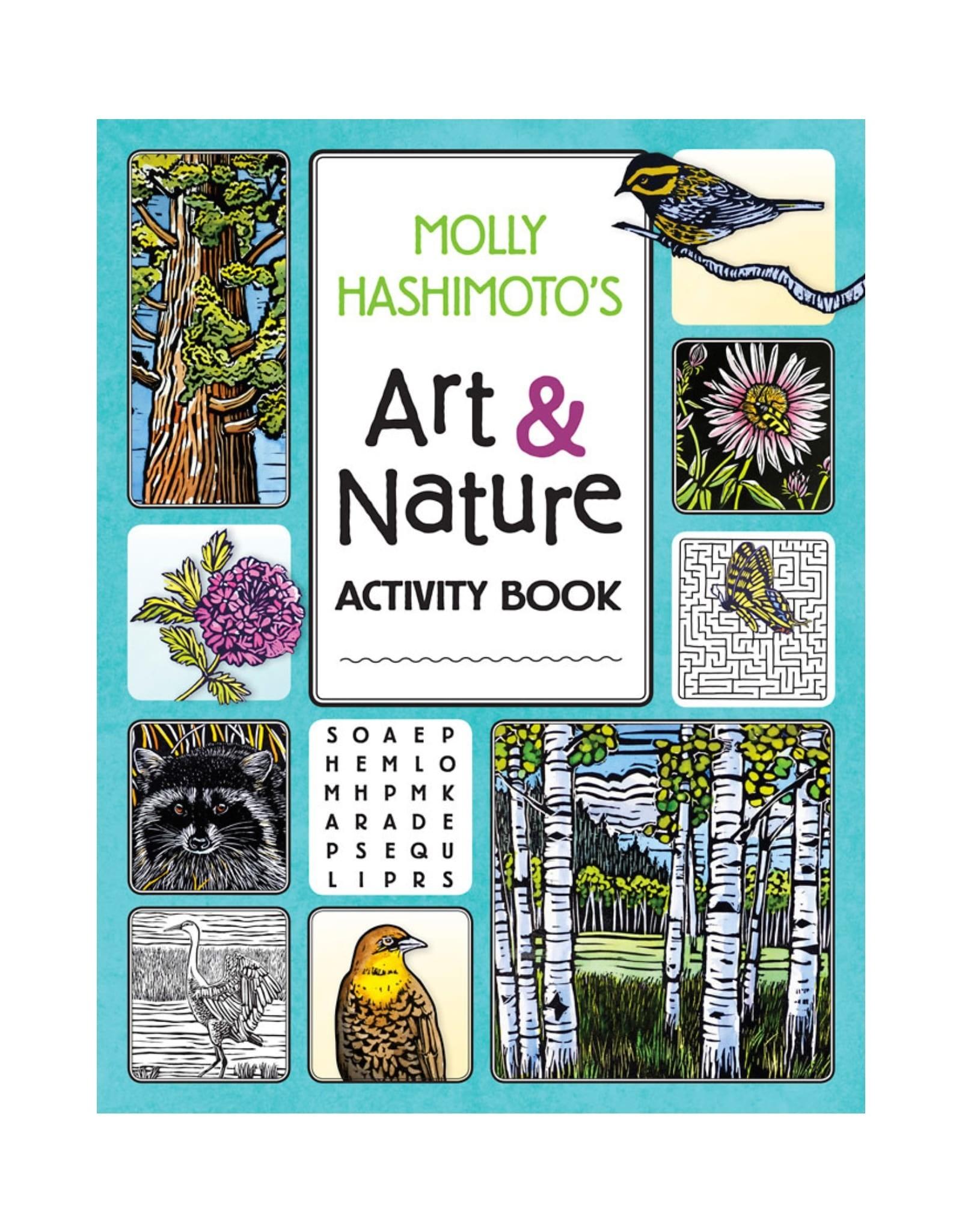Activity Book Molly Hashimoto's Art & Nature