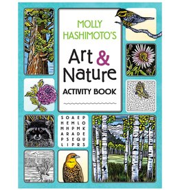Activity Book Molly Hashimoto's Art & Nature