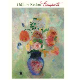 Odilon Redon Bouquets Boxed Cards
