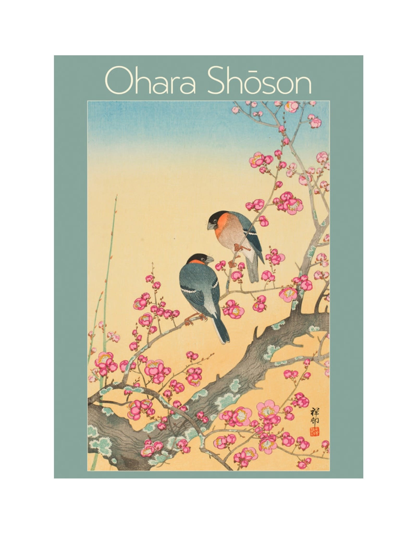 Ohara Shoson Boxed Cards
