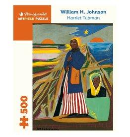 Puzzle William H. Johnson Harriet Tubman